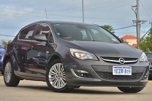 2013 Opel Astra AS Grey 6 Speed Sports Automatic Hatchback Victoria Park Victoria Park Area Preview