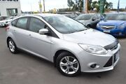 2012 Ford Focus LW Trend PwrShift Silver 6 Speed Sports Automatic Dual Clutch Hatchback Hoppers Crossing Wyndham Area Preview