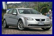 2011 Holden Calais VE II V Silver 6 Speed Sports Automatic Sedan Lilydale Yarra Ranges Preview