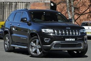2015 Jeep Grand Cherokee WK MY15 Limited (4x4) Black 8 Speed Automatic Wagon Zetland Inner Sydney Preview