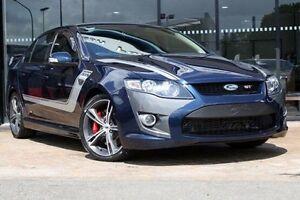 2012 Ford Performance Vehicles GT FG MK II Boss 335 Blue 6 Speed Sports Automatic Sedan Parramatta Parramatta Area Preview