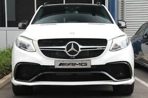 2015 Mercedes-Benz GLE63 W166 AMG SPEEDSHIFT PLUS 4MATIC S White 7 Speed Hilton West Torrens Area Preview