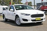 2015 Ford Falcon FG X Ute Super Cab White 6 Speed Sports Automatic Utility Condell Park Bankstown Area Preview