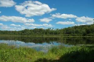 178 acre lot with private lake near Fort Coulonge