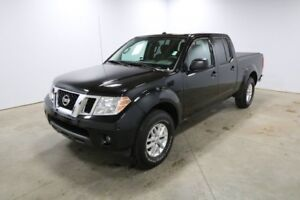 2016 Nissan Frontier 4WD CREWCAB SV Accident Free,  Heated Seats