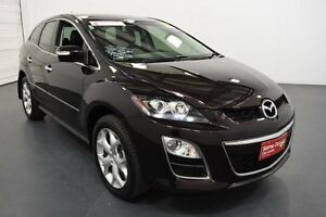 2011 Mazda CX-7 ER MY10 Luxury Sports (4x4) Black 6 Speed Auto Activematic Wagon Moorabbin Kingston Area Preview