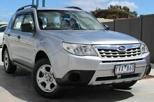 2011 Subaru Forester S3 MY12 X AWD Silver 4 Speed Sports Automatic Wagon Craigieburn Hume Area Preview