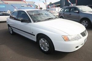 2004 Holden Commodore VY II Executive White 4 Speed Automatic Sedan Kingsville Maribyrnong Area Preview
