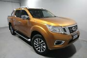 2015 Nissan Navara D23 ST-X Gold 7 Speed Sports Automatic Utility Invermay Launceston Area Preview