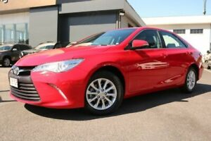 2017 Toyota Camry ASV50R Altise Red 6 Speed Sports Automatic Sedan Earlville Cairns City Preview