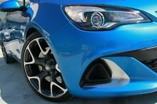 2015 Holden Astra PJ MY15.5 VXR Blue 6 Speed Manual Hatchback Pennant Hills Hornsby Area Preview