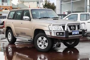 2012 Nissan Patrol GU 7 MY10 ST Gold 4 Speed Automatic Wagon Mindarie Wanneroo Area Preview