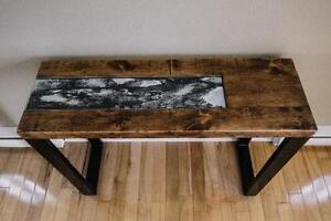 Sofa / Console Table - Table Console