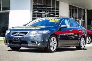 2012 Honda Accord Euro CU MY13 Luxury Graphite Lustre 5 Speed Automatic Sedan Garbutt Townsville City Preview