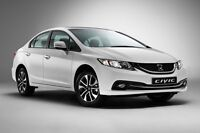 HONDA CIVIC RENT ME NOW !! LOUER MOI!! WOOW 24.99 !!