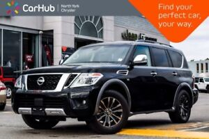 2017 Nissan Armada Platinum Edition|AWD|Keyless_Entry|Pano_Sunro