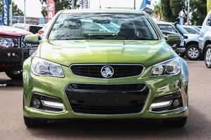 2015 Holden Commodore VF II MY16 SV6 Green 6 Speed Sports Automatic Sedan Wilson Canning Area Preview