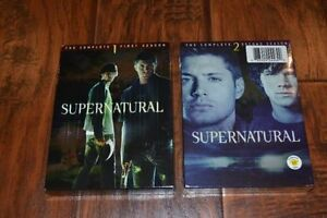 Supernatural (Surnaturel) - Saisons 1 et 2 neuves