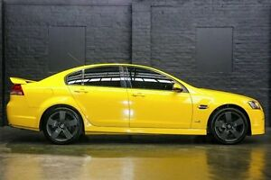 2011 Holden Commodore VE II SV6 Yellow 6 Speed Sports Automatic Sedan Northbridge Perth City Area Preview