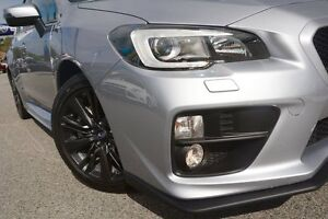 2014 Subaru WRX V1 MY15 AWD Ice Silver 6 Speed Manual Sedan Willagee Melville Area Preview