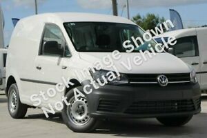2016 Volkswagen Caddy 2KN MY16 TSI160 SWB Runner White 5 Speed Manual Van Morley Bayswater Area Preview