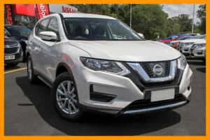 2019 Nissan X-Trail T32 Series II ST X-tronic 2WD Ivory Pearl 7 Speed Constant Variable Wagon Aspley Brisbane North East Preview