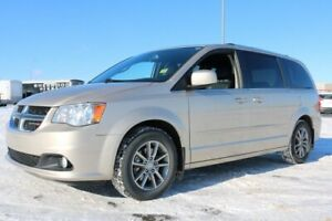 2015 Dodge Grand Caravan SXT LEATHER Accident Free,  Leather,  3