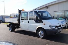 FORD TRANSIT 2.4 350L 1d 90 BHP - VIEW 360 SPIN ON OUR WEBSITE (white) 2005