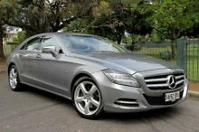 2011 Mercedes-Benz CLS350 CDI C218 BlueEFFICIENCY Coupe 7G-Tronic Silver 7 Speed Sports Automatic Se Eastwood Burnside Area Preview