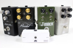 M.D. Effects Boutique Guitar Pedals
