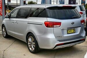 2015 Kia Carnival YP MY15 Platinum Silver 6 Speed Sports Automatic Wagon Lake Wendouree Ballarat City Preview