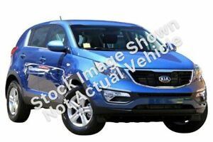 2015 Kia Sportage SL SI Blue 6 Speed Semi Auto SUV Parramatta Park Cairns City Preview