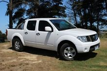 2013 Nissan Navara D40 MY12 ST (4x2) 5 Speed Automatic Officer Cardinia Area Preview