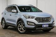 2013 Hyundai Santa Fe Elite Elite Blue Sports Automatic Wagon Welshpool Canning Area Preview
