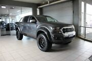 2018 Ford Ranger PX MkII MY18 XLS 3.2 (4x4) Magnetic 6 Speed Automatic Dual Cab Utility Thornleigh Hornsby Area Preview