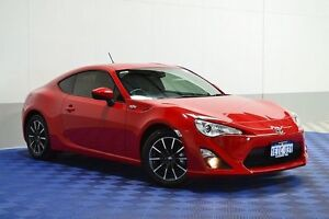 2013 Toyota 86 ZN6 GT Red 6 Speed Manual Coupe East Rockingham Rockingham Area Preview