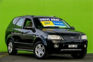 2005 Ford Territory SX Ghia Black 4 Speed Sports Automatic Wagon Ringwood East Maroondah Area Preview
