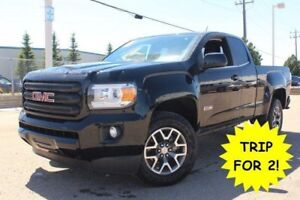 2018 GMC Canyon  Extended Cab 4WD All Terrain w/Cloth