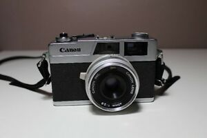 ***MINT CANON CANONET 28 CAMERA***