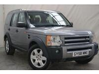 2009 Land Rover Discovery 2.7 3 TDV6 HSE 5d AUTO 188 BHP Diesel grey Automatic