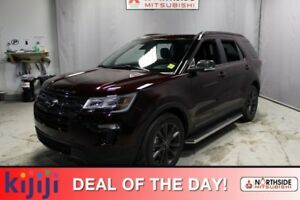 2018 Ford Explorer 4WD XLT Navigation (GPS),  Leather,  3rd Row,