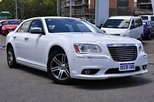 2012 Chrysler 300 C Luxury White 5 Speed Sports Automatic Sedan Myaree Melville Area Preview