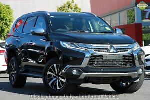2016 Mitsubishi Pajero Sport QE Exceed (4x4) Black Mica 8 Speed Automatic Wagon Liverpool Liverpool Area Preview
