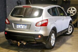 2010 Nissan Dualis J10 Series II MY2010 ST Hatch X-tronic Grey 6 Speed Constant Variable Hatchback
