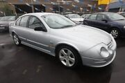 2000 Ford Falcon AU II XR6 Silver 4 Speed Automatic Sedan Kingsville Maribyrnong Area Preview