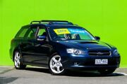 2005 Subaru Liberty B4 MY05 GT AWD Blue 5 Speed Sports Automatic Wagon Ringwood East Maroondah Area Preview