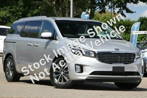 2018 Kia Carnival YP MY18 SLi Silver 6 Speed Sports Automatic Wagon Parramatta Parramatta Area Preview