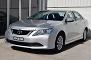 2015 Toyota Aurion GSV50R AT-X Silver 6 Speed Sports Automatic Sedan Rutherford Maitland Area Preview