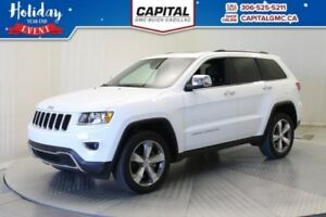 2016 Jeep Grand Cherokee Limited*4x4-Leather-Sunroof-Navigation*