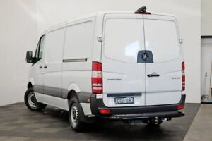 2015 Mercedes-Benz Sprinter NCV3 316CDI Low Roof MWB 7G-Tronic White 7 Speed Sports Automatic Van